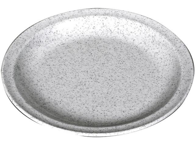 Waca Holder Melamin Flad 23,5cm, granit